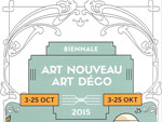 Art Nouveau and Art Deco Biennial Event, 2015, Brussels