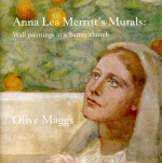 Cover of Anna Lea Merritt's Murals: Wall paintings in a Surrey Church